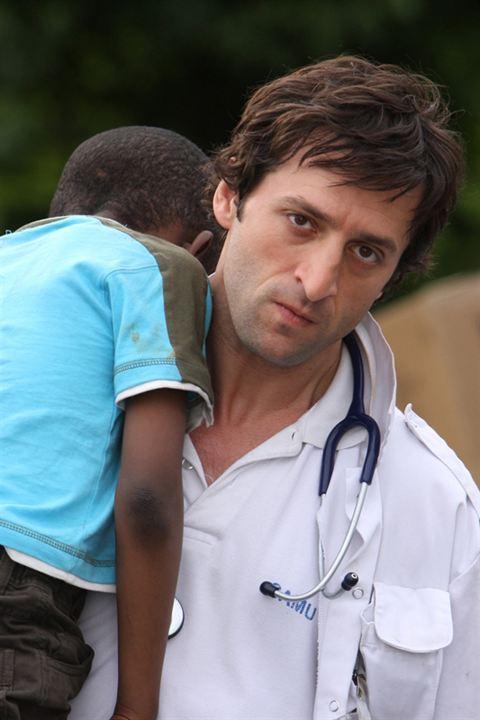Équipe médicale d'urgence : Photo Frédéric Quiring, Valy Sy