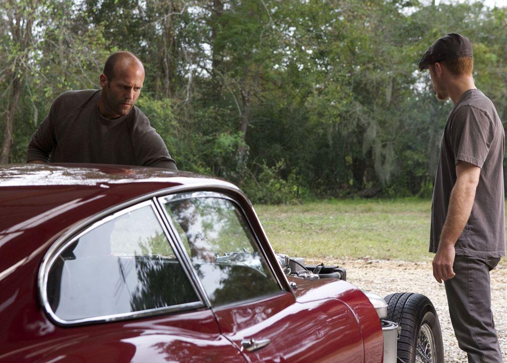Ben Foster & Jason Statham