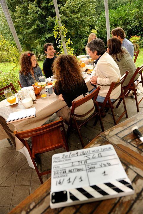 Photo Hélène Rolles, Isabelle Bouysse, Patrick Puydebat, Philippe Vasseur, Sebastien Roch