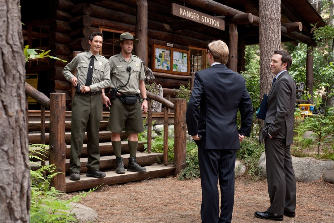 Yogi l'ours : Photo Andrew Daly, Nathan Corddry, T.J. Miller, Tom Cavanagh