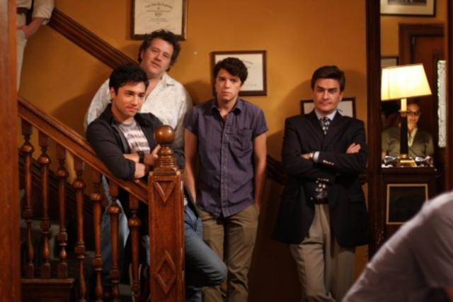 18 to Life : Photo Alain Goulem, Jesse Rath, Michael Seater, Peter Keleghan