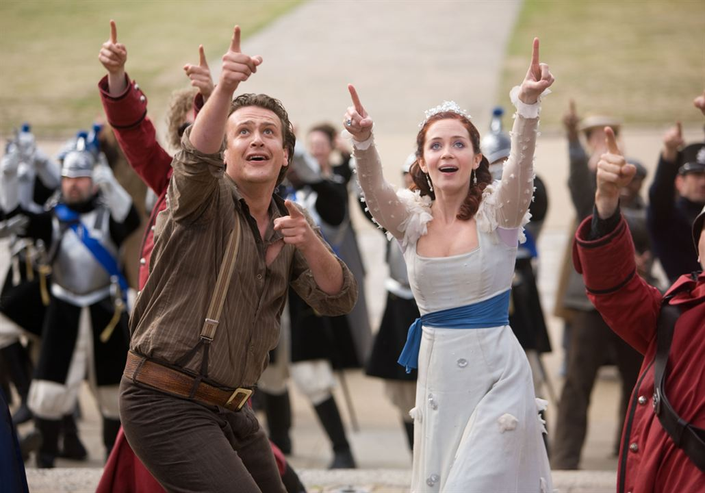 Les Voyages de Gulliver : Photo Emily Blunt, Jason Segel, Rob Letterman