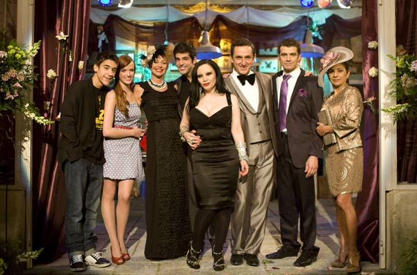 Vida Loca : Photo Esther Arroyo, Javier Tolosa, Jorge Jurado, Lolita Flores, Miguel Ángel Muñoz