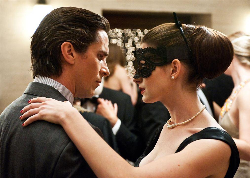 Anne Hathaway & Christian Bale
