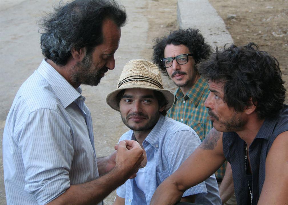 Basilicata Coast To Coast : Photo Alessandro Gassman, Max Gazzè, Paolo Briguglia, Rocco Papaleo