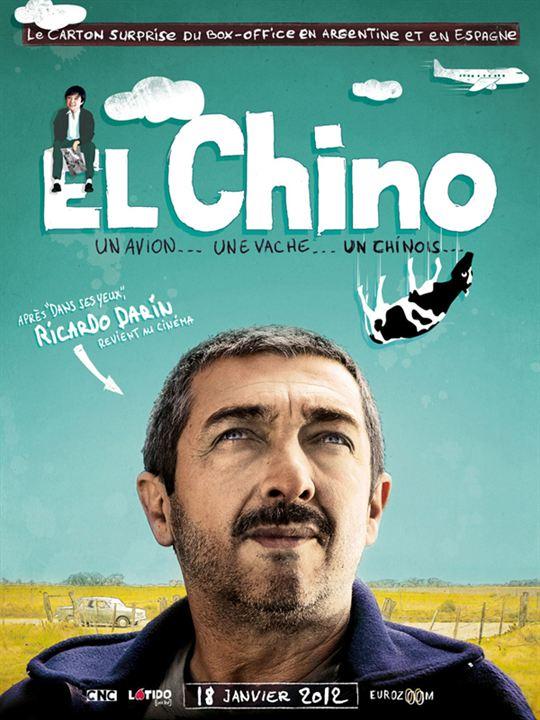 El Chino : Affiche