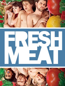 Fresh Meat : Affiche