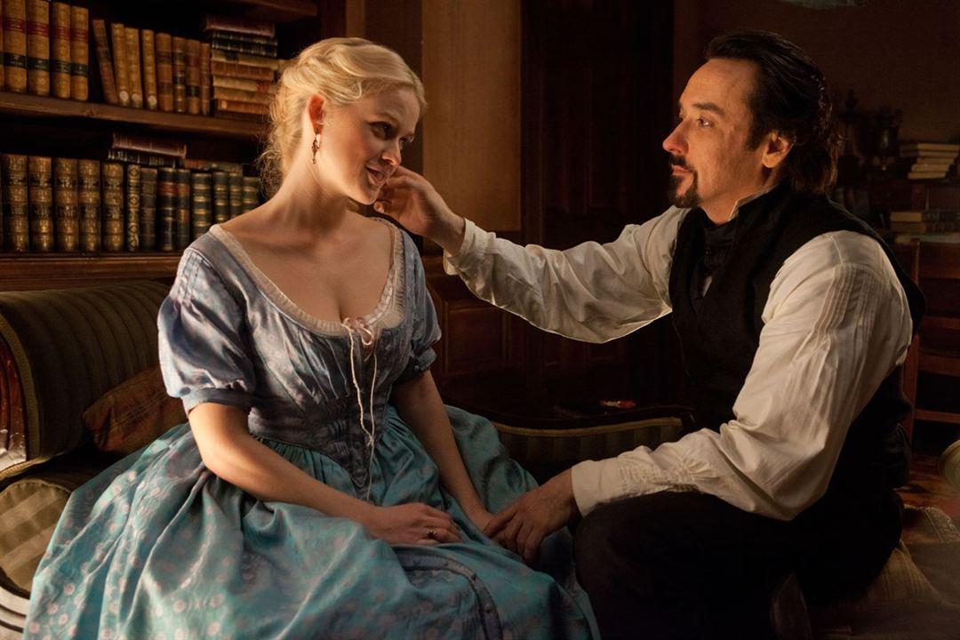 Alice Eve & John Cusack