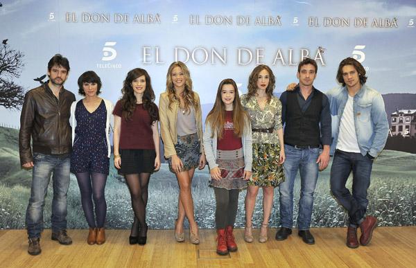 El don de Alba : Photo Antonio Hortelano, Carmela Poch, Carmen Sánchez II, Christophe Miravall, Itsaso Arana