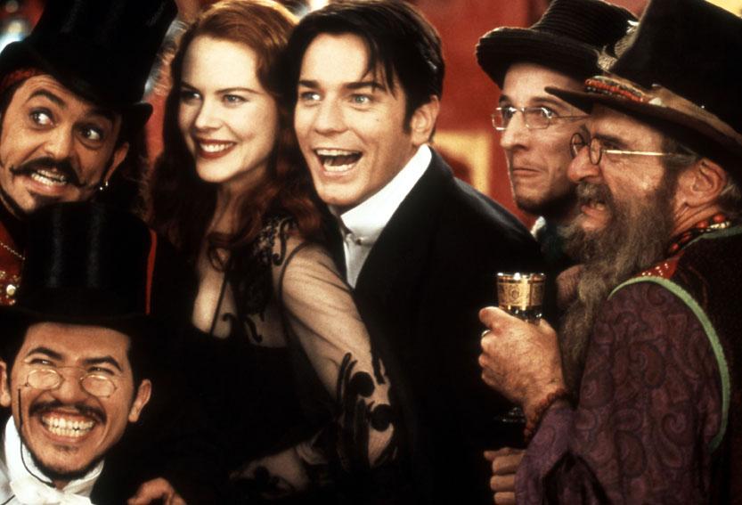 Moulin Rouge ! : Photo Ewan McGregor, Garry McDonald (II), Jacek Koman, John Leguizamo, Matthew Whittet