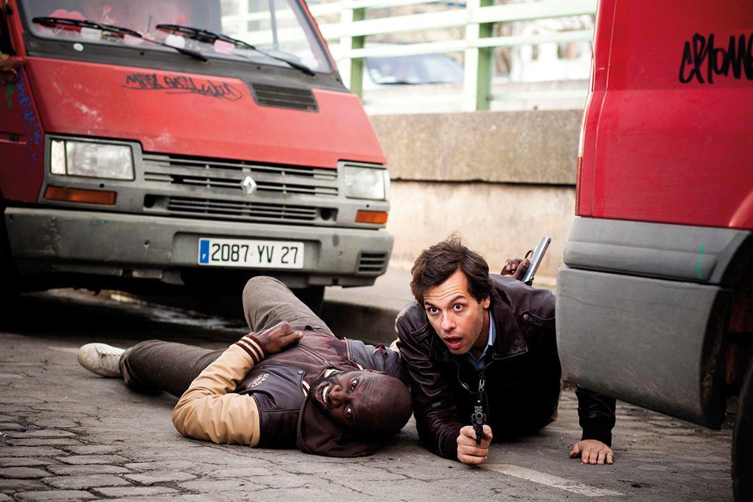 Omar Sy & Laurent Lafitte