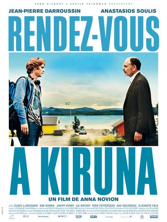 Rendez-vous à Kiruna : Affiche