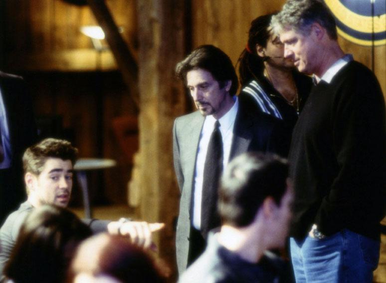 La Recrue : Photo Al Pacino, Colin Farrell, Roger Donaldson