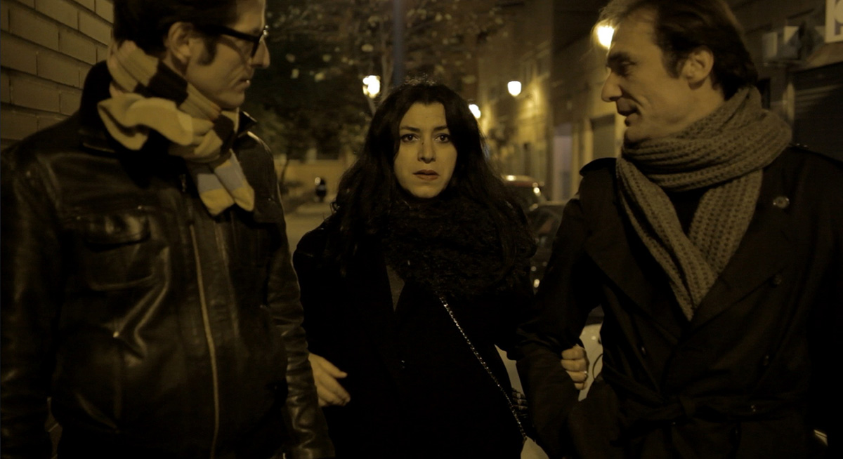 La Bande des Jotas : Photo Marjane Satrapi