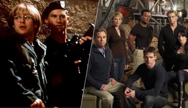 Stargate SG-1 (1994 / 1997)