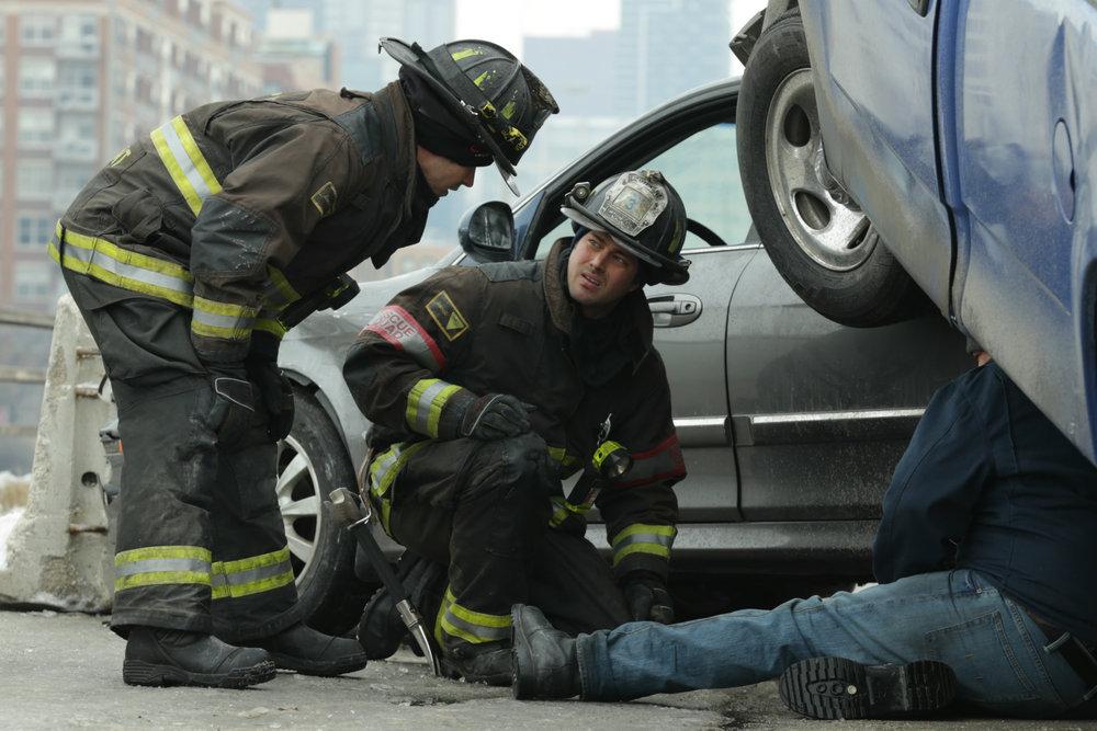 Chicago Fire - Saison 3