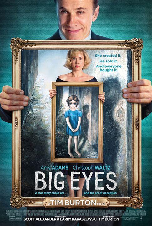 Big Eyes - Sortie le 25 mars 2015