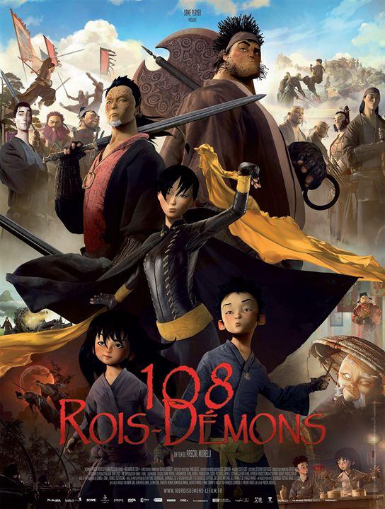 108 Rois-Démons sortie le 21 janvier 2015