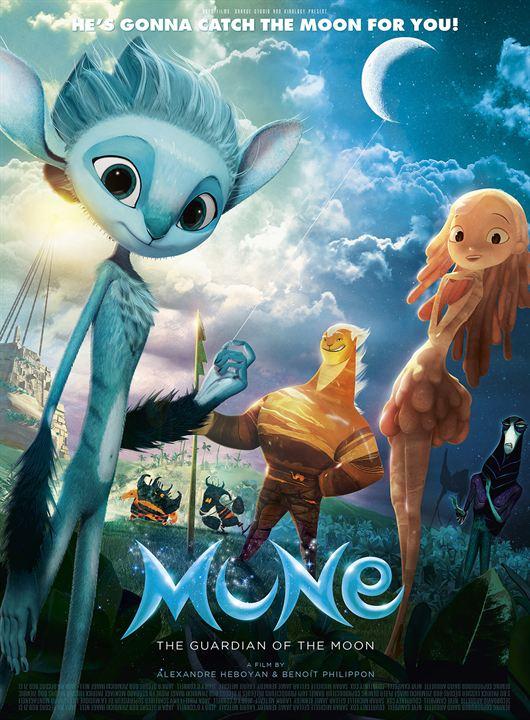 Mune, Le gardien de la lune - Sortie le 12 août 2015
