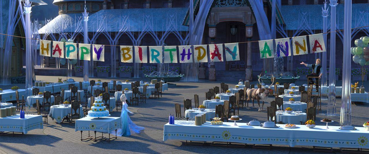 La Reine Des Neiges - Une fête givrée - Sortie le 25 mars 2015