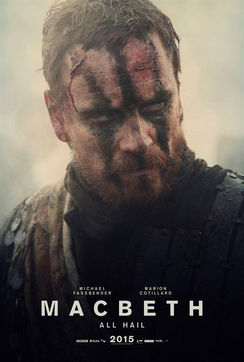 Macbeth - Sortie le 18 novembre 2015