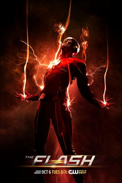 Flash s'affiche pour la saison 2