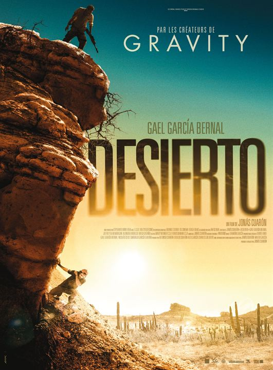 Desierto - Sortie le 13 avril 2016