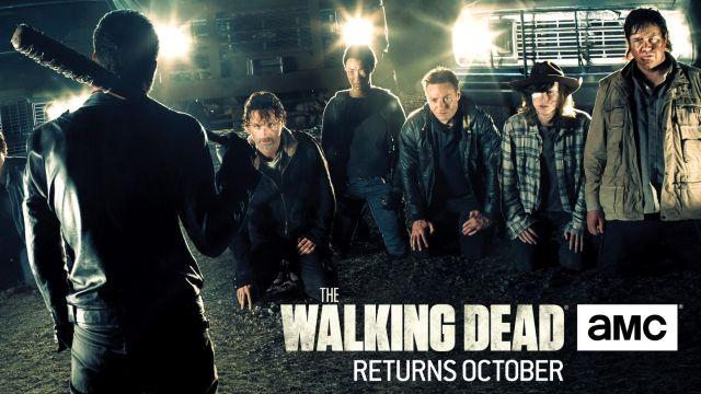 L'affiche de la saison 7