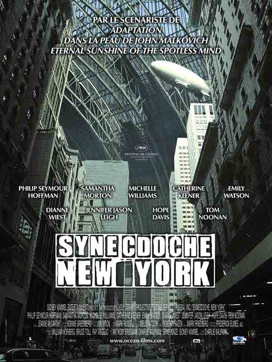 20e place : Synecdoche, New York (2008)