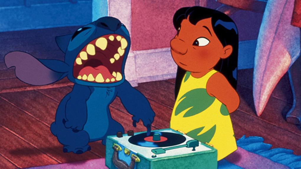 """Lilo dans """"Lilo et Stitch"""""""