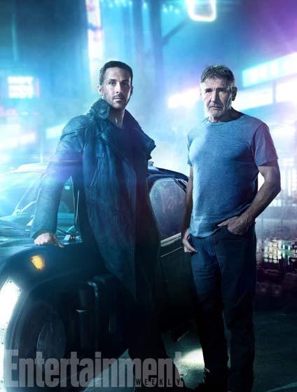 Blade Runner 2049 : une série de photos inédites