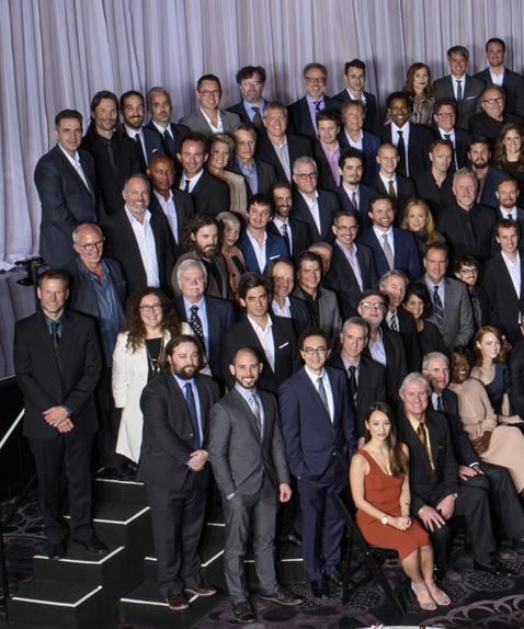 Oscars 2017 : la photo des nommés - Partie 1