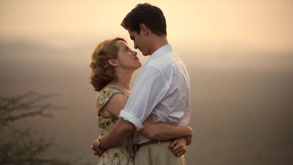"""Breathe"" avec Andrew Garfield et Claire Foy"