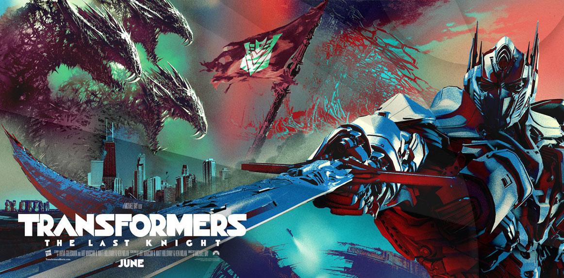 """Transformers: The Last Knight"" avec Mark Wahlberg, Anthony Hopkins et Isabela Moner"