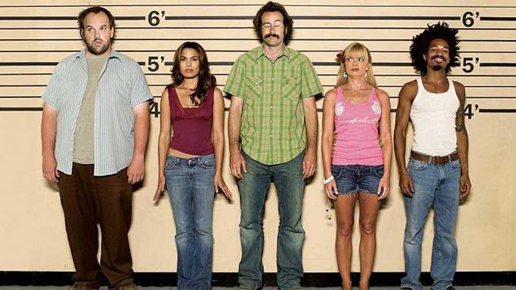 Randy, Catalina, Earl, Joy et Darnell
