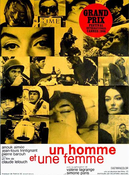 Grand Prix 1966 - Un homme et une femme