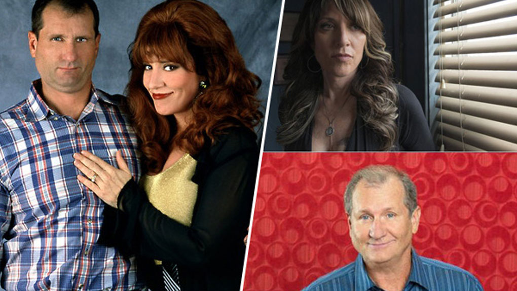 Al et Peggy Bundy (Mariés, deux enfants) de 1987 à 1997 / Jay Pritchett (Modern Family) de 2009 à... et Gemma Teller Morrow (Sons of Anarchy) de 2008 à 2015