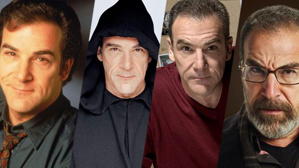 Dr Jeffrey Geiger (Chicago Hope) de 1994 à 2000 / Rube Sofer (Dead Like Me) de 2003 à 2004 / Jason Gideon (Esprits criminels) de 2005 à 2007 / Saul Berenson (Homeland) de 2011 à...