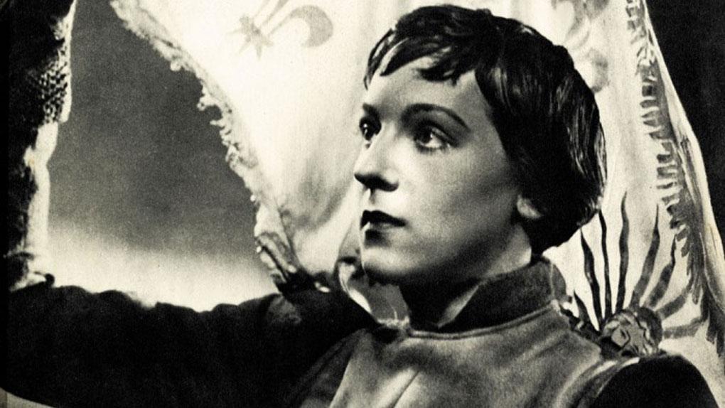 """Angela Salloker dans """"Das Mädchen Johanna"""" de Gustav Ucicky (1935)"""