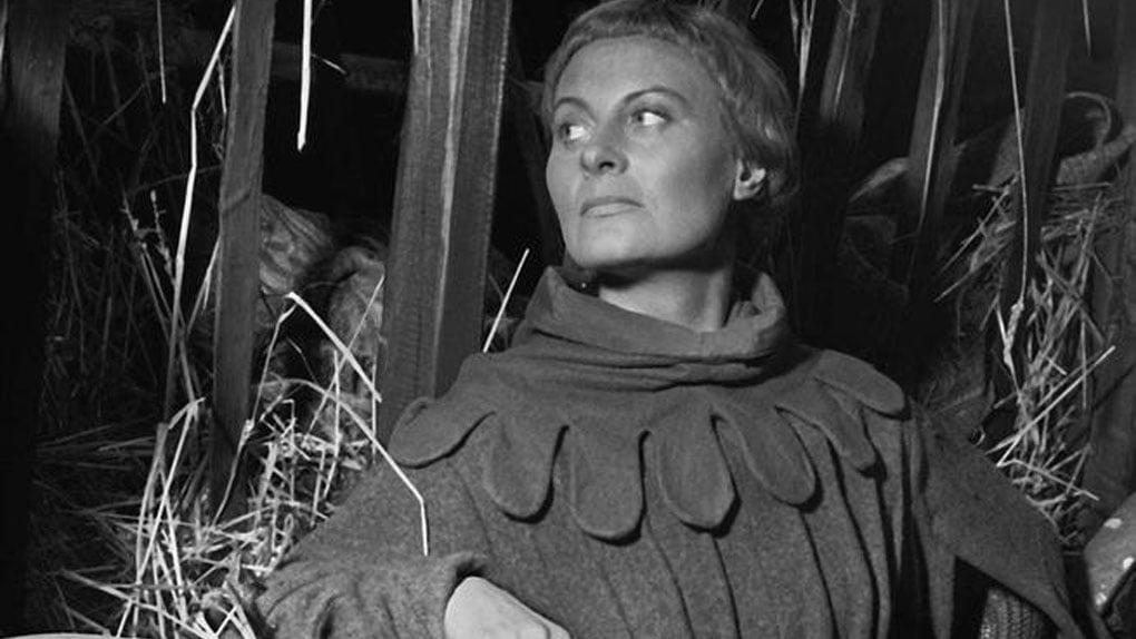 """Michèle Morgan dans """"Destinées"""" de Jean Delannoy (1953)"""