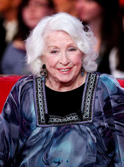 Danielle Darieux en 2010