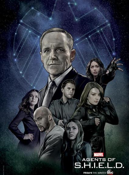 Marvel : Les Agents du S.H.I.E.L.D. : 1er décembre