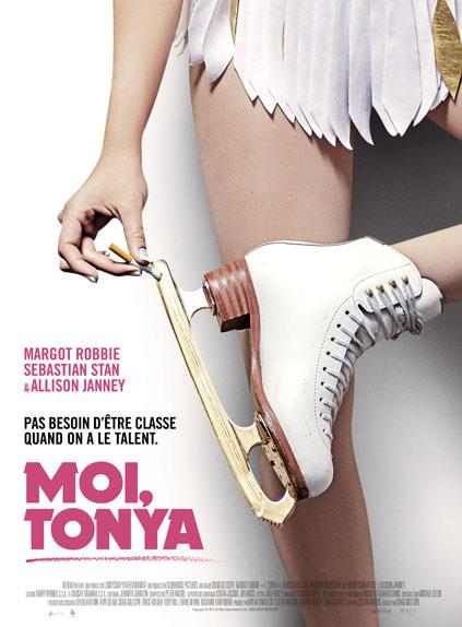 Moi, Tonya de Craig Gillespie avec Margot Robbie, Sebastian Stan, Mckenna Grace...