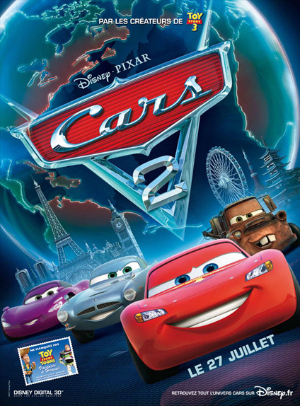 N°19 - Cars 2