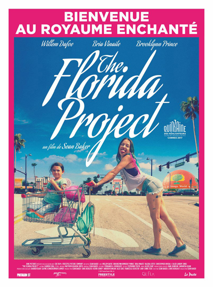 The Florida Project - 1 nomination