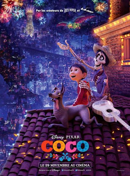 Coco - 2 nominations
