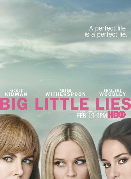 Big Little Lies : 6 nominations
