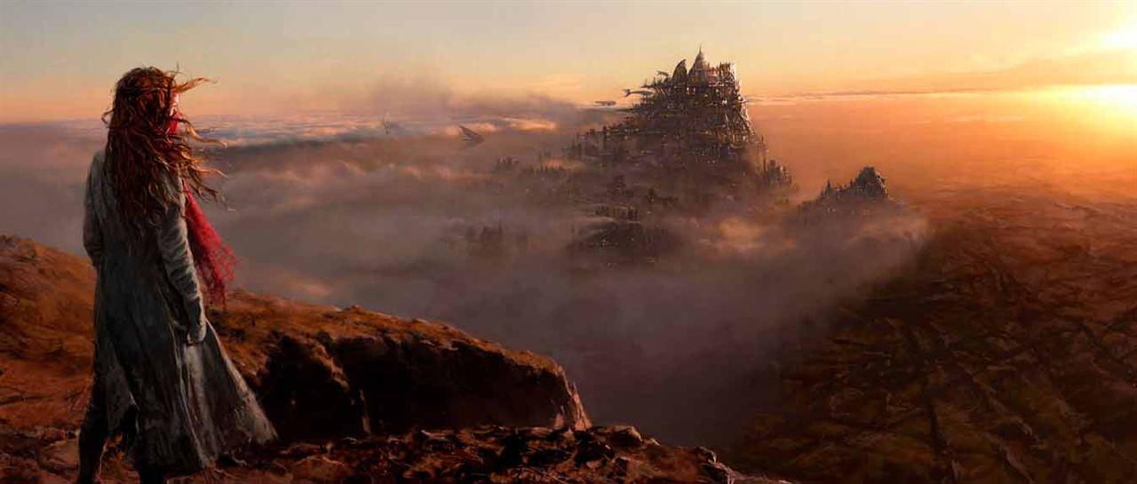 Mortal Engines de Christian Rivers avec Hugo Weaving, Hera Hilmar, Robert Sheehan...