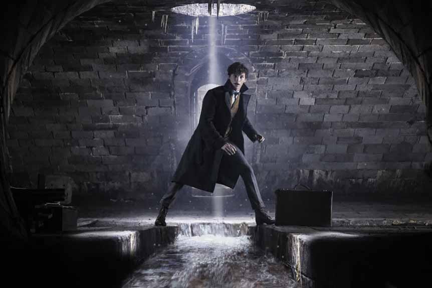 Les Animaux fantastiques - Les Crimes de Grindelwald de David Yates avec Eddie Redmayne, Katherine Waterston, Dan Fogler...