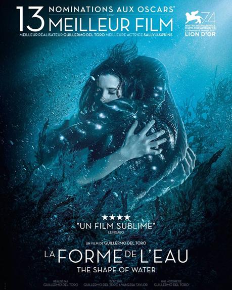 #2 - La Forme de l'eau (2018)